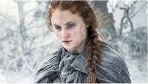 """Sophie Turner reveló qué fue lo más desagradable de grabar la serie de """"Game of Thrones"""""""