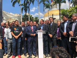 Juan Guaidó: Es miserable declarar inconstitucional la ayuda humanitaria #21Ene