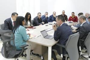 """Delcy Eloína sella pacto con dos aerolíneas para """"fortalecer el turismo"""""""
