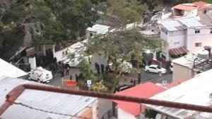 Según la REDI Cpital en Macarao también sustrajeron armas