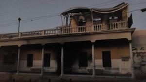 Lo que dijo Maduro sobre la quema de la casa Robert Serra en La Pastora (Video)