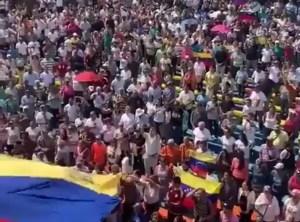Pueblo de Acarigua acudió en masa al cabildo abierto para alzar su voz contra Maduro este #21Ene (Video)