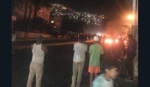 Pueblo en la calle: Protestan contra Maduro en Catia este #22Ene (Videos)