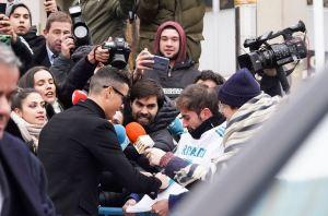 El error en el autógrafo de Cristiano Ronaldo que desató la furia de uno de sus admiradores