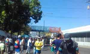 FOTO: GNB reprime manifestación opositora en Puerto Ayacucho #23Ene