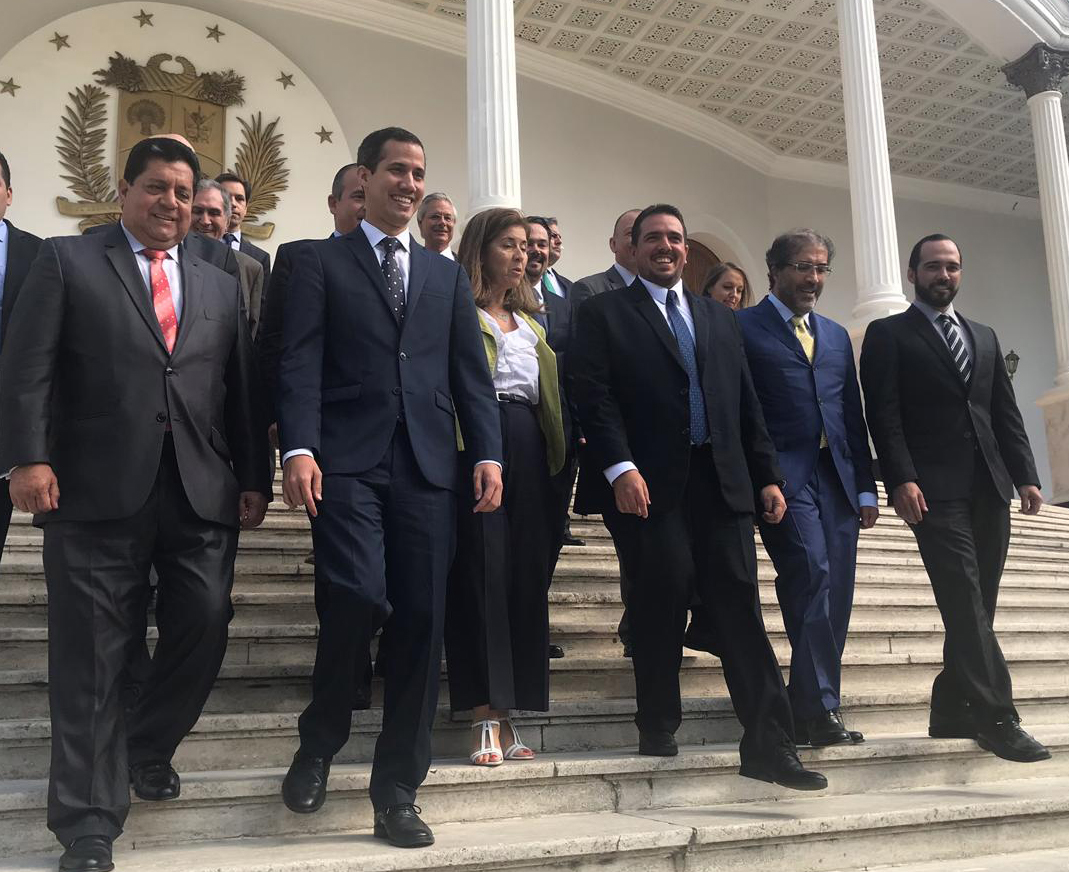 Embajadores de la Unión Europea reiteran que la Asamblea Nacional es el único poder legítimo #19Ene (fotos)
