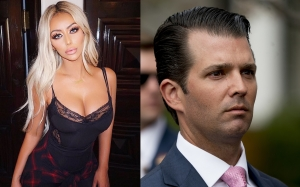 Echaron a cantante de un evento por negarse a cantarle cumpleaños a Donald Trump Jr.