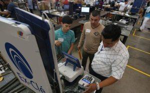 Transparencia Electoral solicita información al gobierno argentino por operaciones de ExClé en Venezuela