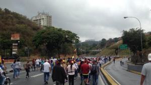 10:20 am Fuerzas represoras se encuentran en Santa Fe para arremeter contra movilización #23Ene (FOTO)
