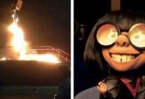 ¡Llorarás de la risa! Los memes después del incendio a la estatua de Chávez en San Félix