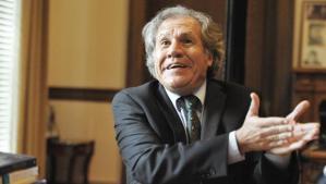 Luis Almagro, de ministro de izquierdas al mayor azote de los dictadores de Latinoamérica