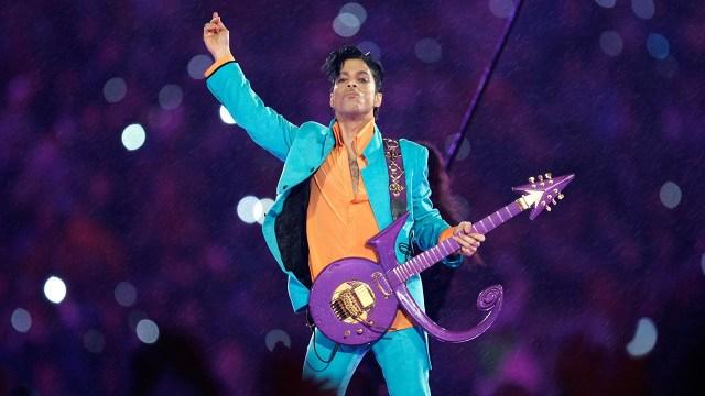 Super Bowl Prince