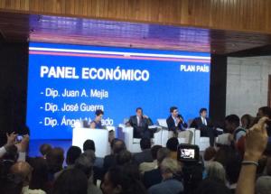 Diputados presentaron propuesta del Plan País para recuperar la economía de Venezuela