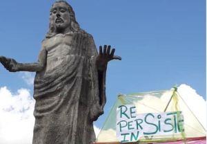 ¡Sin miedo! Petareños tomarán la plaza El Cristo de Petare por la libertad este #23Ene