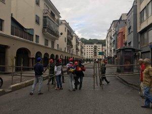 ¿Miedo? Restringen acceso a la Plaza O'Leary por marcha del oficialismo