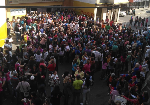 Docentes en Barquisimeto protestan en la Inspectoría del Trabajo por salarios dignos #16Ene (Fotos)