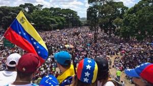 Famosos que marcharán junto a Juan Guaidó este #23E