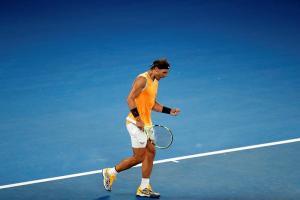 Nadal y Federer siguen fuertes en Australia