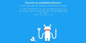 Reportan caída de Twitter en Venezuela #21Ene