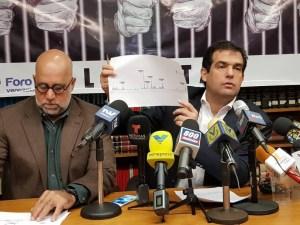 Foro Penal denunció que todavía no se ha producido la liberación del joven con síndrome de Down