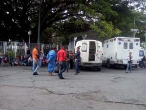 Familiares de presos de la cárcel de Uribana: Nuestros hijos se están muriendo