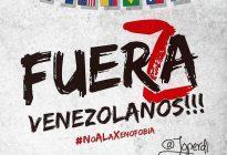 ¡No a la xenofobia! Estos artistas venezolanos se pronunciaron ante hechos violentos en Ecuador
