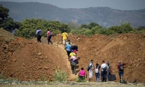 """Bloomberg: Ataques e insultos """"saludan"""" a venezolanos que huyeron de una patria en ruinas"""