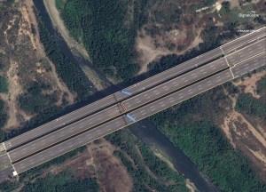 Así de cerca estará el Venezuela Aid Live de su copia y pega chavista (Google Maps)