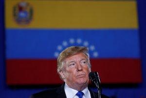 """Venezolanos siguen apoyando """"intervención"""" y rechazan """"diálogo"""" como salida a la crisis (Encuesta Pronóstico)"""