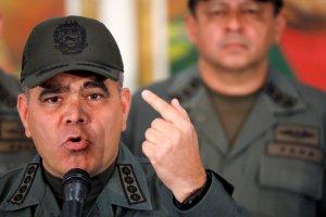 Padrino rechazó la supuesta violación al espacio aéreo venezolano de un avión militar de EEUU