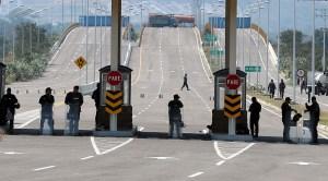 Colombia activó campamentos en Tienditas para venezolanos que Maduro no deja retornar (Fotos)