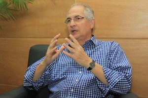 Antonio Ledezma: La ironía, han sido 20 años de la farsa revolucionaria