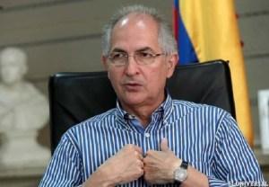 """""""Lo que salga de la AN de Maduro es ilegítimo"""", Ledezma sobre nuevas designaciones del CNE írrito (Video)"""