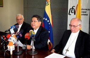 CEV pide a militares venezolanos permitir ingreso de ayuda humanitaria