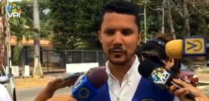 Carlos Graffe solicitó a la Fanb permitir el ingreso de ayuda humanitaria a Venezuela