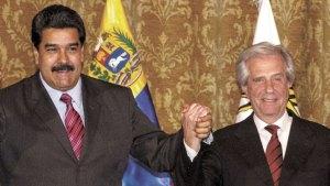 Oposición uruguaya amplía denuncia por lavado de dinero entre el gobierno de Tabaré Vázquez y el régimen de Maduro
