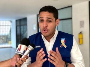 El diputado José Manuel Olivares respondió a las acusaciones de Jorge Rodríguez