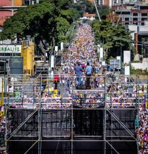 Inmensa mayoría de venezolanos a favor del cambio consideran que se dará en tres meses (TWITTERENCUESTA)