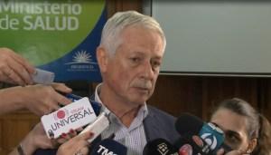 Uruguay envía medicinas a sus ciudadanos en Venezuela