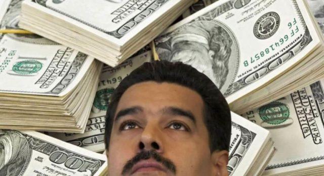 Maduro dolares