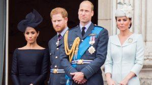 William y Harry tomaron una drástica decisión para terminar con la tensión entre sus esposas