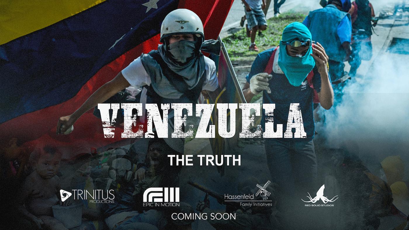 """El documental """"Venezuela the Truth"""" se transmitirá a nivel nacional en EEUU"""