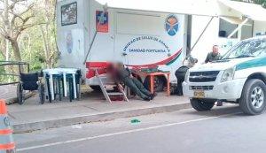 Asesinaron a dos policías en puente fronterizo de Arauca (videos)
