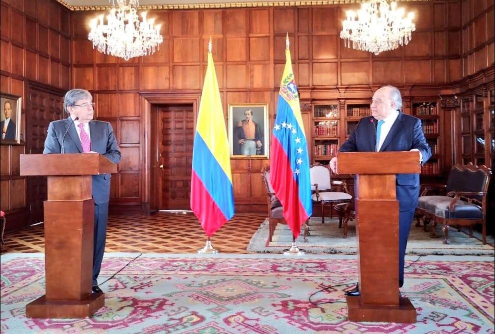 Calderón Berti, tras encuentro con Canciller Holmes Trujillo: No habrá nuevos diálogos con el régimen de Maduro