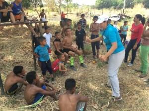 De Mendonca: Solidaridad no es regalar comida, sino propiciar encuentros para sembrar semillas de talento