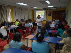 StopVIH ofreció charla de actualización a trabajadores de la Dirección Regional de Salud de Nueva Esparta y Corposalud