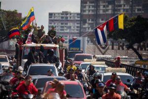 Así actúan los colectivos chavistas: CNN tuvo acceso exclusivo a sus líderes en Caracas (Video)