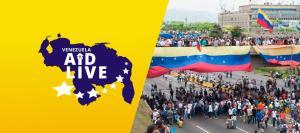 Este será el horario oficial del mega concierto en Cúcuta (Hora Venezuela)