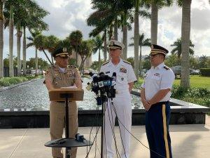 Jefe de Comando Sur de EEUU advierte a militares venezolanos: Ustedes serán responsables por sus acciones