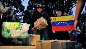 EEUU solicitó formalmente inicio de labores humanitarias en Curazao